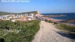 Sights of Broadchurch in West Bay ~ Fanmade video