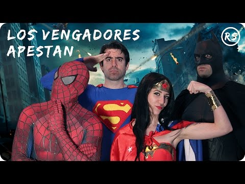 Los Vengadores Apestan - One DCeption | Canción Parodia