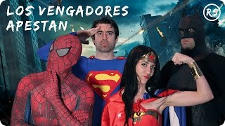 Los Vengadores Apestan - One DCeption | Canción Parodia