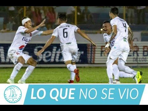Lo Que No Se Vio | Alianza 1-0 FAS - Jornada 14 Clausura 2019