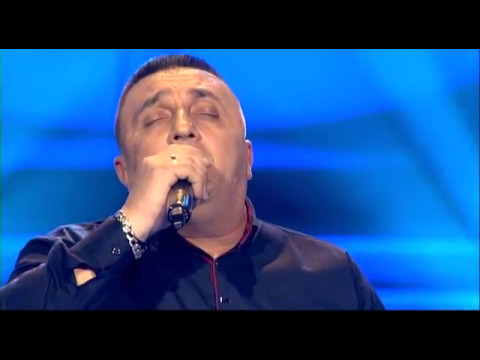 Hristos Elenidis Rus - Mi mou thimonis matia mou- (live) - Nikad nije kasno - EM 15 - 08.01.2017