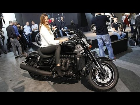 triumph rocket x anniversary edition launched - youtube