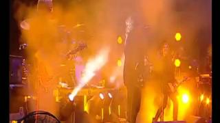 The Cure - Mint Car - Lisbon - Optimus Alive 2012