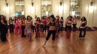 Alla Kushnir Seminario 2014 - Danza Iraquí (kawleya)