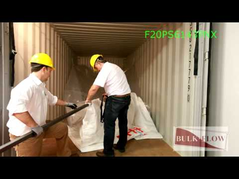 BULK-FLOW Container PE Film Liner Mod. F20PS6143PNX