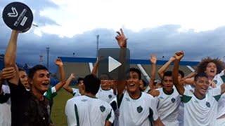 Manaus Futebol Clube Campeão da Taça Cidade de Manaus 2014 - Juvenil