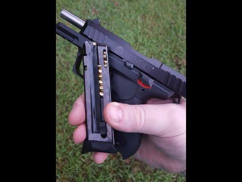 Ruger SR22 Handgun Review