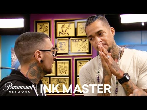 The Last Chance: Elimination Tattoo | Ink Master: Return of the Masters (Season 10)