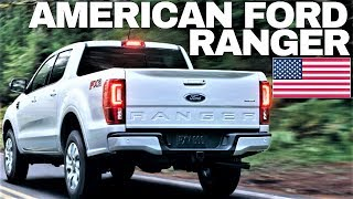 AMERICAN FORD RANGER IS BACK ! ALL THE TRIMS PREVIEW FOR 2019 MODEL .