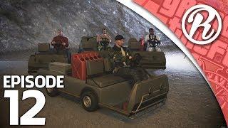 [GTA5] POLITIE EN BOEFJE IN DE BUNKER!! - Royalistiq | GTA V Freeroam #12 (Gunrunning DLC)