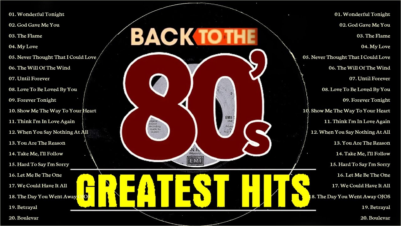 Download Golden Oldies Greatest Hits Of 1980s - 80s Songs Playlist - Best Oldies Songs Of All Time