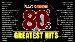 Golden Oldies Greatest Hits Of 1980s - 80s Songs Playlist - Best Oldies Songs Of All Time