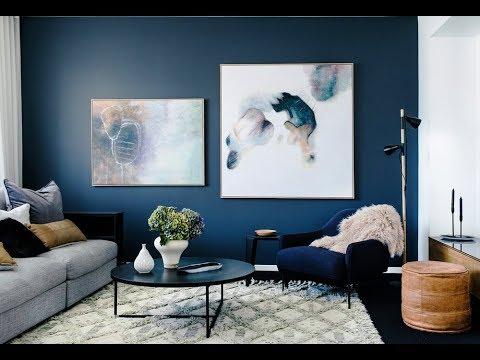 Trend in 2018; Oceanside Inspiration Colour For Your Room