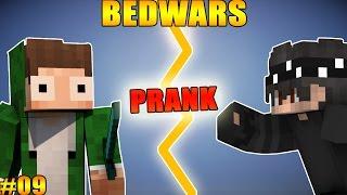 98% LIDÍ NEMŮŽE ROZPOZNAT TENTO PRANK! | Bedwars #09