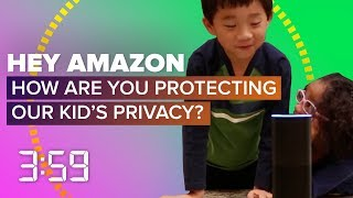 Hey Amazon, show us how you are protecting children's privacy (The 3:59, Ep. 398)