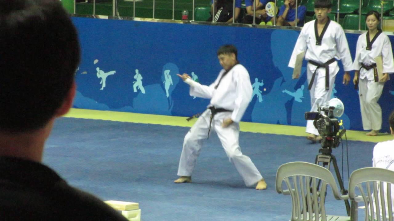 Taekwondo sex
