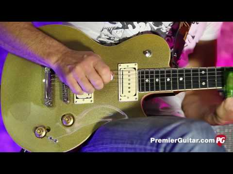 Review Demo - Godin Summit Classic CT Convertible