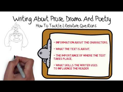 How to Compare Poems from AQA Paper 2 8702, Elenas Essay