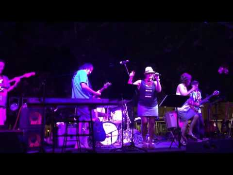 We Are Family cover - Penny Wolfe with The Lockhouse Orchestra