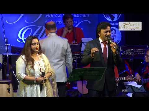 Wada Karle Sajna - Jugal Kishor & Priyanka Mitra - MAIN TO EK KHWAB HOON