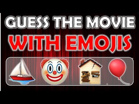 "Guess The ""MOVIE With EMOJIS"" Challenge/Quiz/Test"