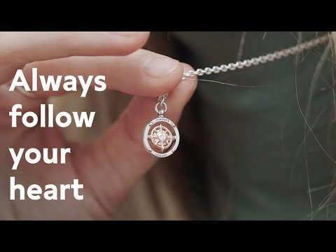 Always follow your heart with the Pandora Club Charm 2020