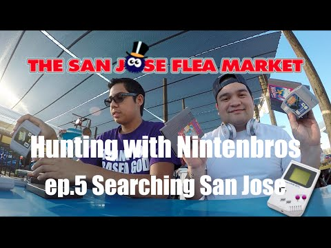 Hunting with Nintenbros: Searching San Jose