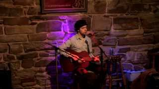 William Alexander Performs at Goldmines Hotel July 2015