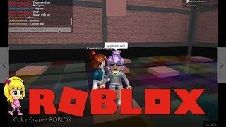 Color Craze - ROBLOX