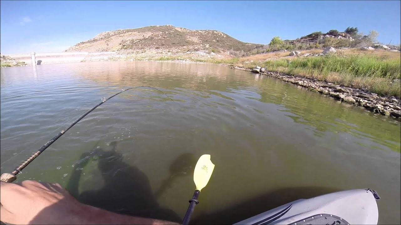Bass fishing in san diego 2015 youtube for Fishing license san diego