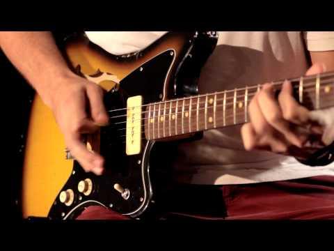 "TMG Guitar Co. Presents the ""Ronnie Scott"" by Sammy V."
