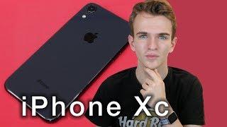 ECCO L'iPHONE Xc [MOCKUP]