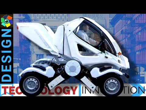 10 Incredible Vehicle Designs | New and Innovative Vehicles