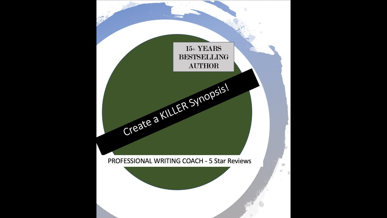 Write a Synopsis That Sells Your Book!