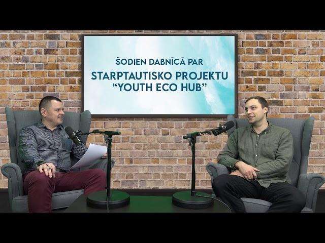 DABNĪCA 2020: Starptautiskais projekts
