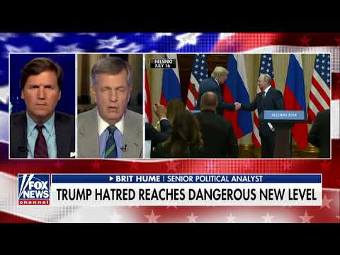Hume On Accusations Of Treason Against Trump: 'We Now Inhabit An Age Of Exaggeration'