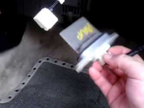 Nissan Maxima How To Fix Blower Fan Speed Resistor Youtube