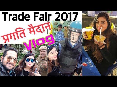 Trade Fair 2017 Vlog - Pragati Maidan - Lifestyle, Clothes, Shoes, Watches | JSuper Kaur