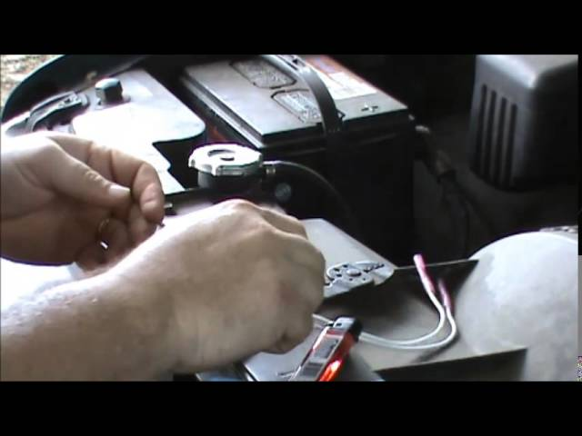 1993 Silverado A/C Pressure Switch Connector Replacement - YouTubeYouTube