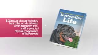 Rottweiler Book
