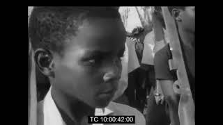 Biafran Children Train As Soldiers In Aba   Nigerian Civil War   January 1968