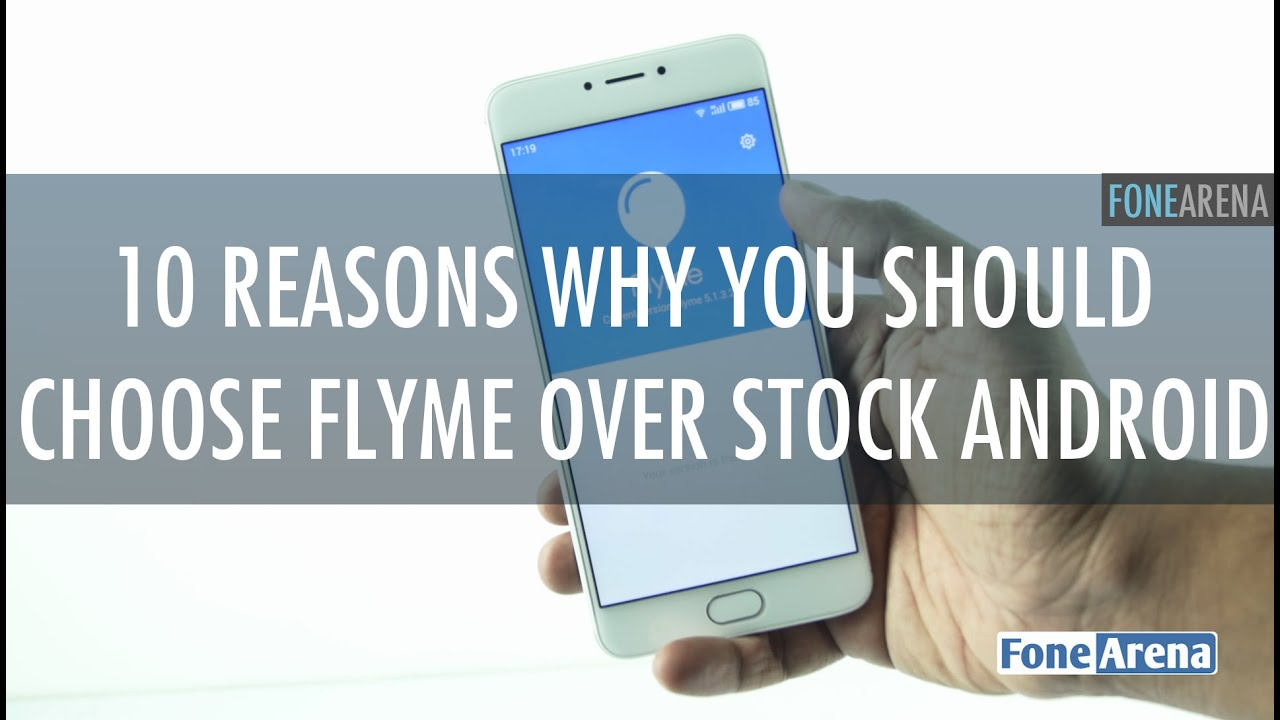 10 reasons why you should choose Flyme over Stock Android