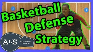 Basketball Defense Strategies