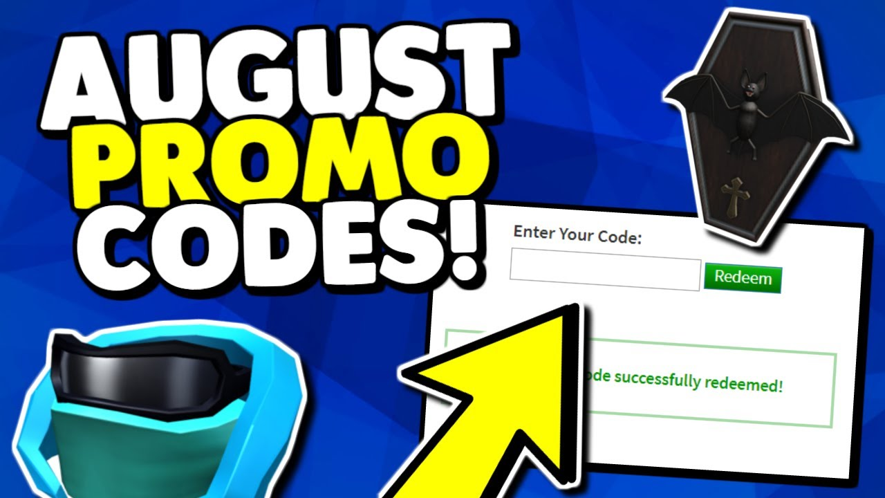 Promo Codes Roblox 2019 July Wiki | Free Robux 300