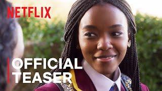 Blood & Water | Season 1 | Official Teaser | Netflix