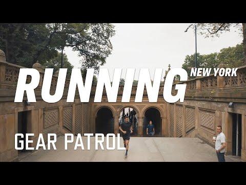 Running New York | One Runner's Journey Through NYC