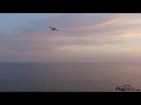 Löschflugzeug Mondragone 4K