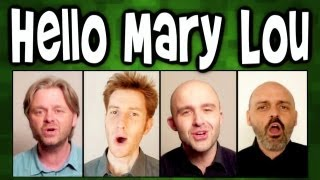 Hello Mary Lou - Barbershop quartet multitrack ▻ WANT TO LEARN THIS TUNE? http://julienneel.com ▻ SUPPORT MY VIDEOS: http://patreon.com/trudbol ...
