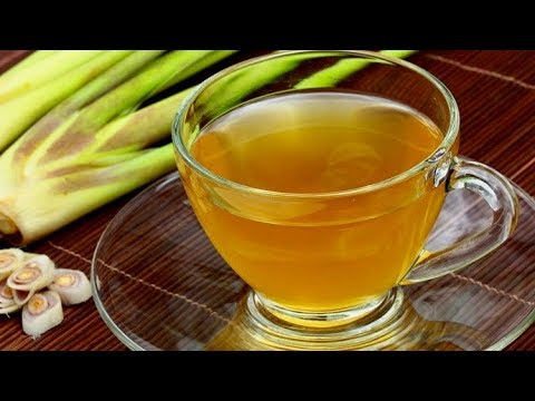 Drink A Glass Of Lemongrass Tea Every Morning, THIS Will Happen To Your Body!