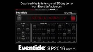 eventide sp2016 reverb plugin